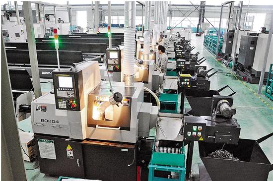 绿色智造,乘风而上!温岭市财政助力泵产业高质量发展